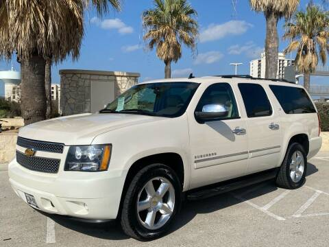 2014 Chevrolet Suburban for sale at Motorcars Group Management - Bud Johnson Motor Co in San Antonio TX