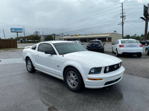 2008 Ford Mustang for sale at Lucky Motors in Panama City FL