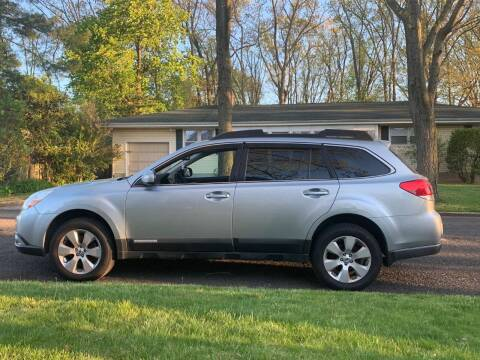 2012 Subaru Outback for sale at Pinnacle Automotive Group in Roselle NJ