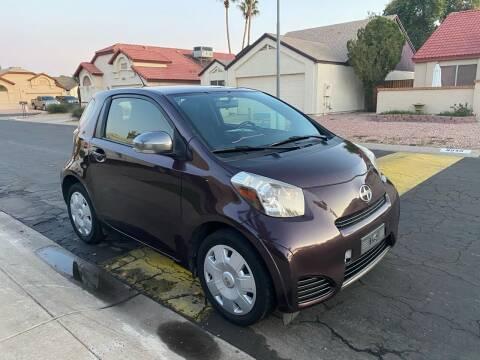2012 Scion iQ for sale at EV Auto Sales LLC in Sun City AZ