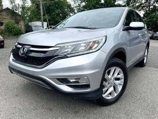 2016 Honda CR-V for sale at Rockland Automall - Rockland Motors in West Nyack NY