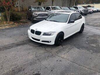 2011 BMW 3 Series for sale at Five Brothers Auto Sales in Roswell GA