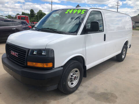 2020 GMC Savana Cargo for sale at Don's Sport Cars in Hortonville WI