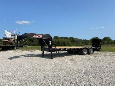 2021 Elite 25' Deck Over for sale at Ken's Auto Sales & Repairs in New Bloomfield MO