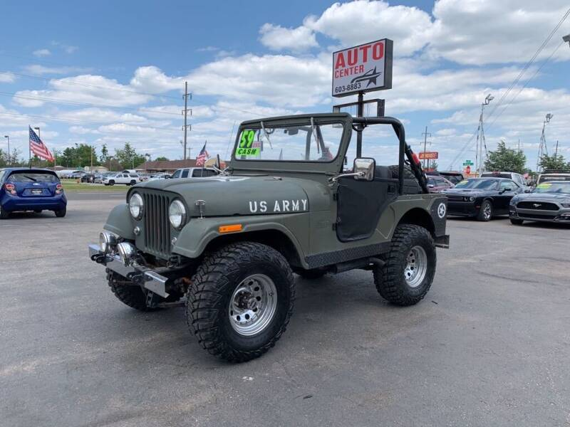 1959 Jeep Willys for sale in Oklahoma City, OK