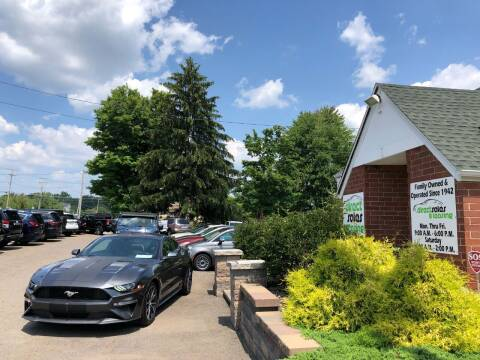 2018 Ford Mustang for sale at Direct Sales & Leasing in Youngstown OH