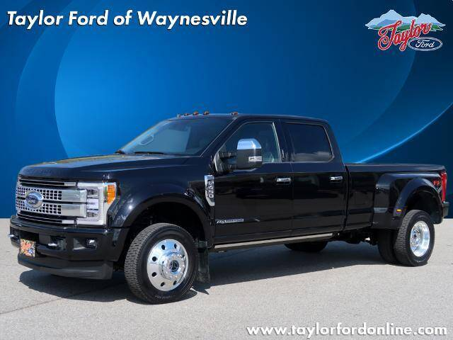 2019 Ford F-450 Super Duty for sale in Waynesville, NC