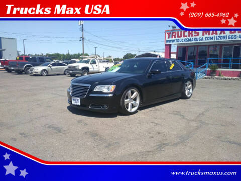 2013 Chrysler 300 for sale at Trucks Max USA in Manteca CA