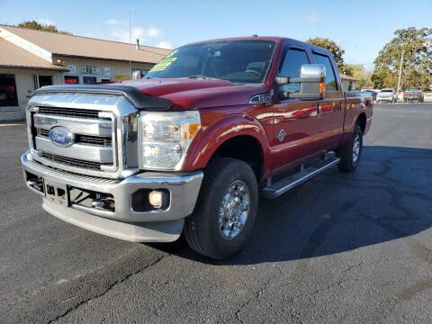 2013 Ford F-250 Super Duty for sale at Bailey Family Auto Sales in Lincoln AR