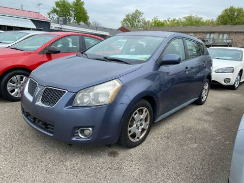 2009 Pontiac Vibe for sale at 4th Street Auto in Louisville KY