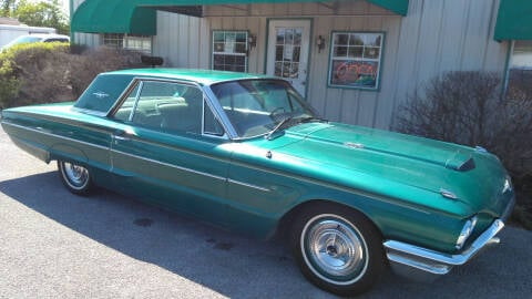 1965 Ford Thunderbird for sale at Haigler Motors Inc in Tyler TX