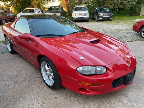 1998 Chevrolet Camaro for sale at Car Solutions llc in Augusta KS
