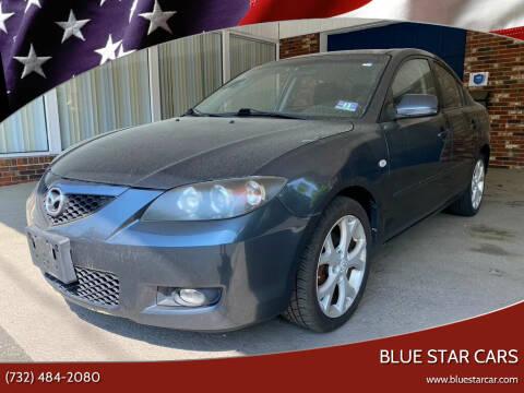 2008 Mazda MAZDA3 for sale at Blue Star Cars in Jamesburg NJ