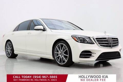2018 Mercedes-Benz S-Class for sale at JumboAutoGroup.com in Hollywood FL