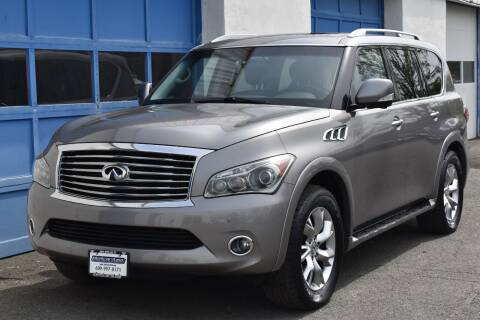 2013 Infiniti QX56 for sale at IdealCarsUSA.com in East Windsor NJ