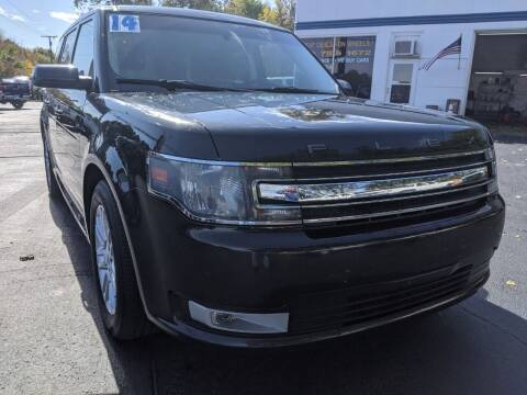 2014 Ford Flex for sale at GREAT DEALS ON WHEELS in Michigan City IN