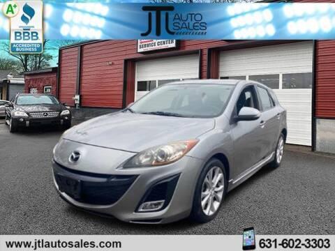 2010 Mazda MAZDA3 for sale at JTL Auto Inc in Selden NY