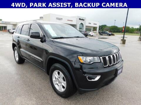 2017 Jeep Grand Cherokee for sale at Stanley Chrysler Dodge Jeep Ram Gatesville in Gatesville TX