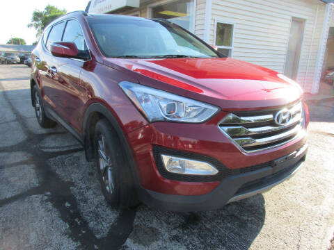 2014 Hyundai Santa Fe Sport for sale at U C AUTO in Urbana IL