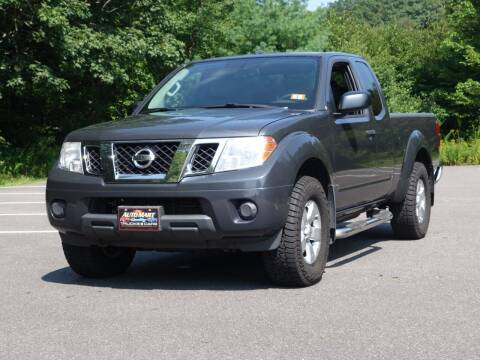 2012 Nissan Frontier for sale at Auto Mart in Derry NH