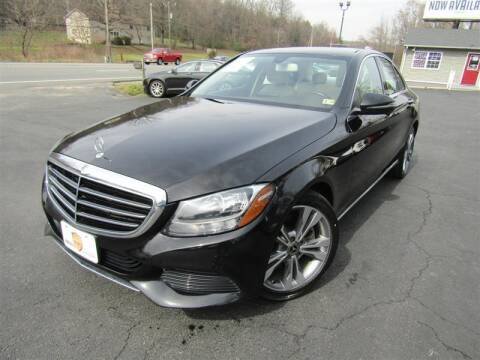 2017 Mercedes-Benz C-Class for sale at Guarantee Automaxx in Stafford VA