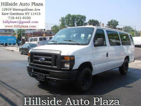 2010 Ford E-Series Cargo for sale at Hillside Auto Plaza in Kew Gardens NY