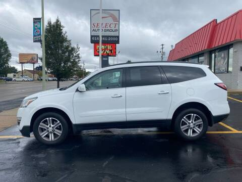 2016 Chevrolet Traverse for sale at Select Auto Group in Wyoming MI