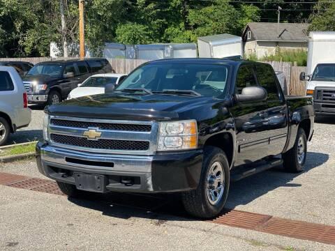 2009 Chevrolet Silverado 1500 for sale at AMA Auto Sales LLC in Ringwood NJ