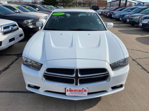 2013 Dodge Charger for sale at De Anda Auto Sales in South Sioux City NE