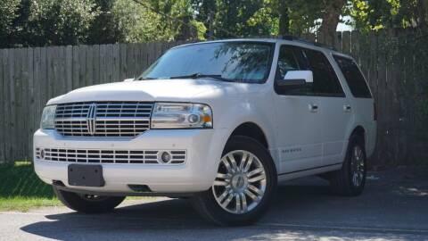 2012 Lincoln Navigator for sale at Hidalgo Motors Co in Houston TX