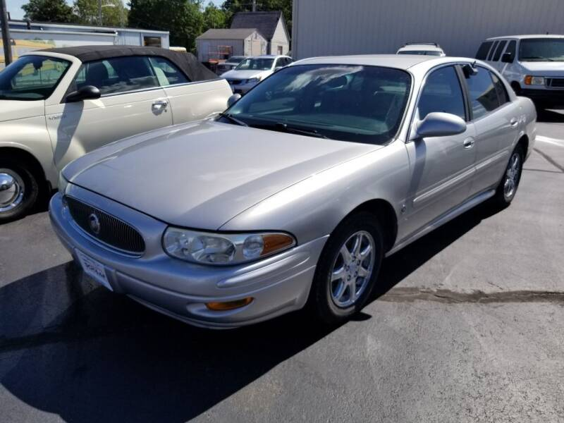 2005 Buick LeSabre for sale at Larry Schaaf Auto Sales in Saint Marys OH