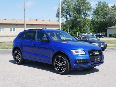2017 Audi SQ5 for sale at Park Place Motor Cars in Rochester MN