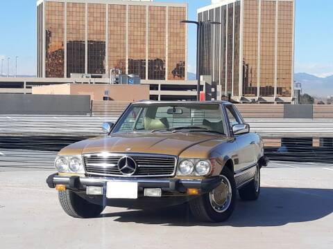 1978 Mercedes-Benz 450 SL for sale at Pammi Motors in Glendale CO