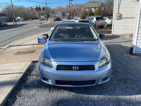 2008 Scion tC for sale at Village Auto Center INC in Harrisonburg VA