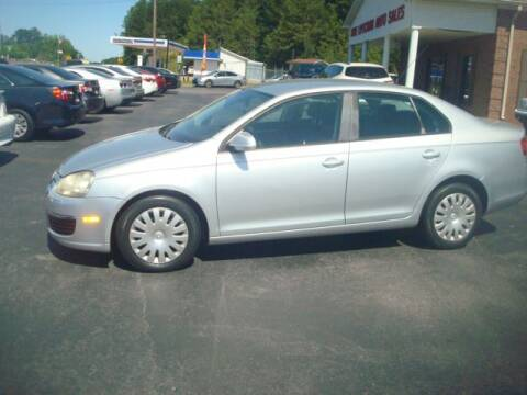 2007 Volkswagen Jetta for sale at Mike Lipscomb Auto Sales in Anniston AL