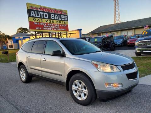 2010 Chevrolet Traverse for sale at Mox Motors in Port Charlotte FL