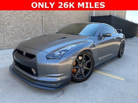2009 Nissan GT-R for sale at CERTIFIED AUTOPLEX INC in Dallas TX