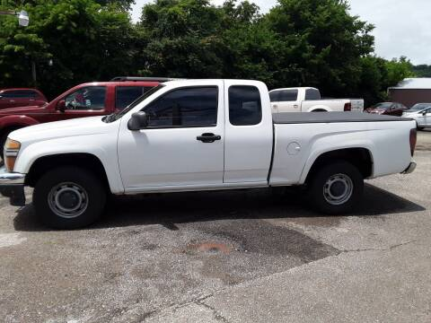 2007 GMC Canyon for sale at Riverview Auto's, LLC in Manchester OH