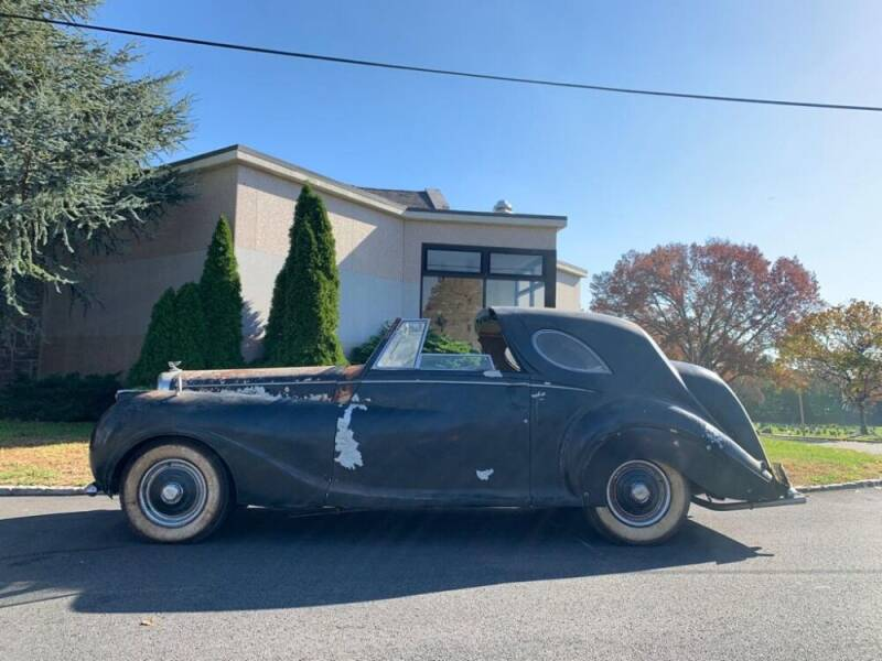 1949 Bentley Mark VI for sale at Gullwing Motor Cars Inc in Astoria NY