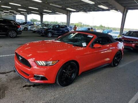 2016 Ford Mustang for sale at Florida Fine Cars - West Palm Beach in West Palm Beach FL