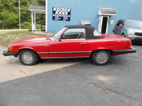 1984 Mercedes-Benz 380-Class for sale at Keiter Kars in Trafford PA