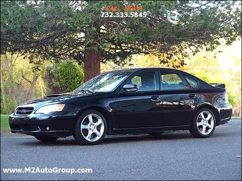 2006 Subaru Legacy for sale at M2 Auto Group Llc. EAST BRUNSWICK in East Brunswick NJ