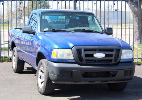2007 Ford Ranger for sale at Avanesyan Motors in Orem UT