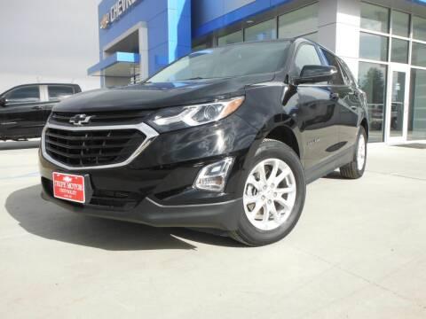2018 Chevrolet Equinox for sale at Tripe Motor Company in Alma NE