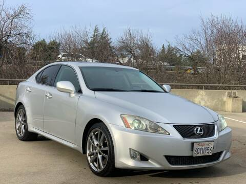 2008 Lexus IS 350 for sale at AutoAffari LLC in Sacramento CA