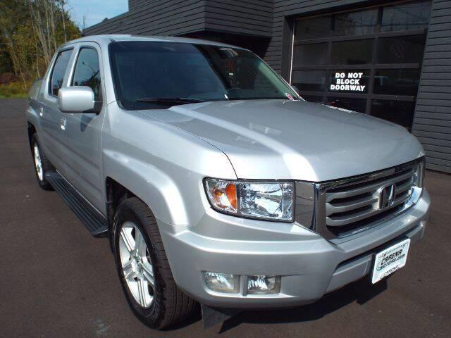 2012 Honda Ridgeline for sale at Carena Motors in Twinsburg OH
