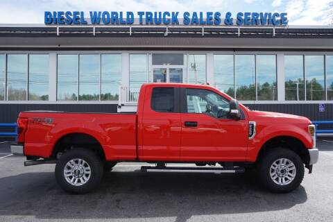 2019 Ford F-250 Super Duty for sale at Diesel World Truck Sales in Plaistow NH