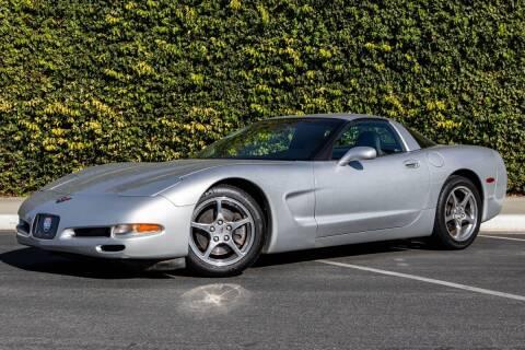 2001 Chevrolet Corvette for sale at 605 Auto  Inc. in Bellflower CA