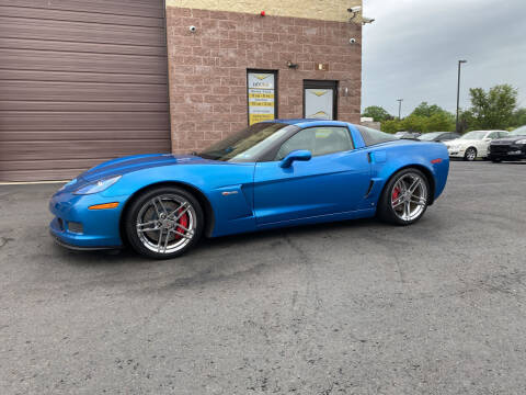 2008 Chevrolet Corvette for sale at CarNu  Sales in Warminster PA