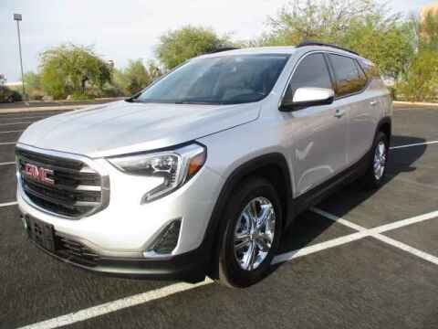 2020 GMC Terrain for sale at Corporate Auto Wholesale in Phoenix AZ